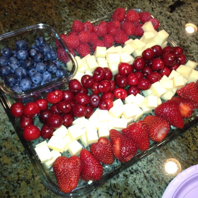 Our Memorial Day Weekend Fruit Amp Cheese Tray Fourth