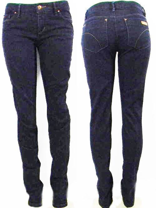 d95de079d93 JOE S JEANS HONEY Curvy SKINNY Jeans Indigo Blue ROMI Wash Stretch Denim 27  x 32  JoesJeans  SlimSkinny