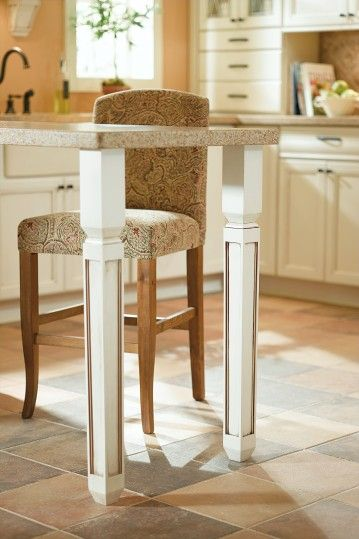 thomasville cabinetry s mission legs are defined by their straight and vertical lines pair them on kitchen cabinets vertical lines id=68089