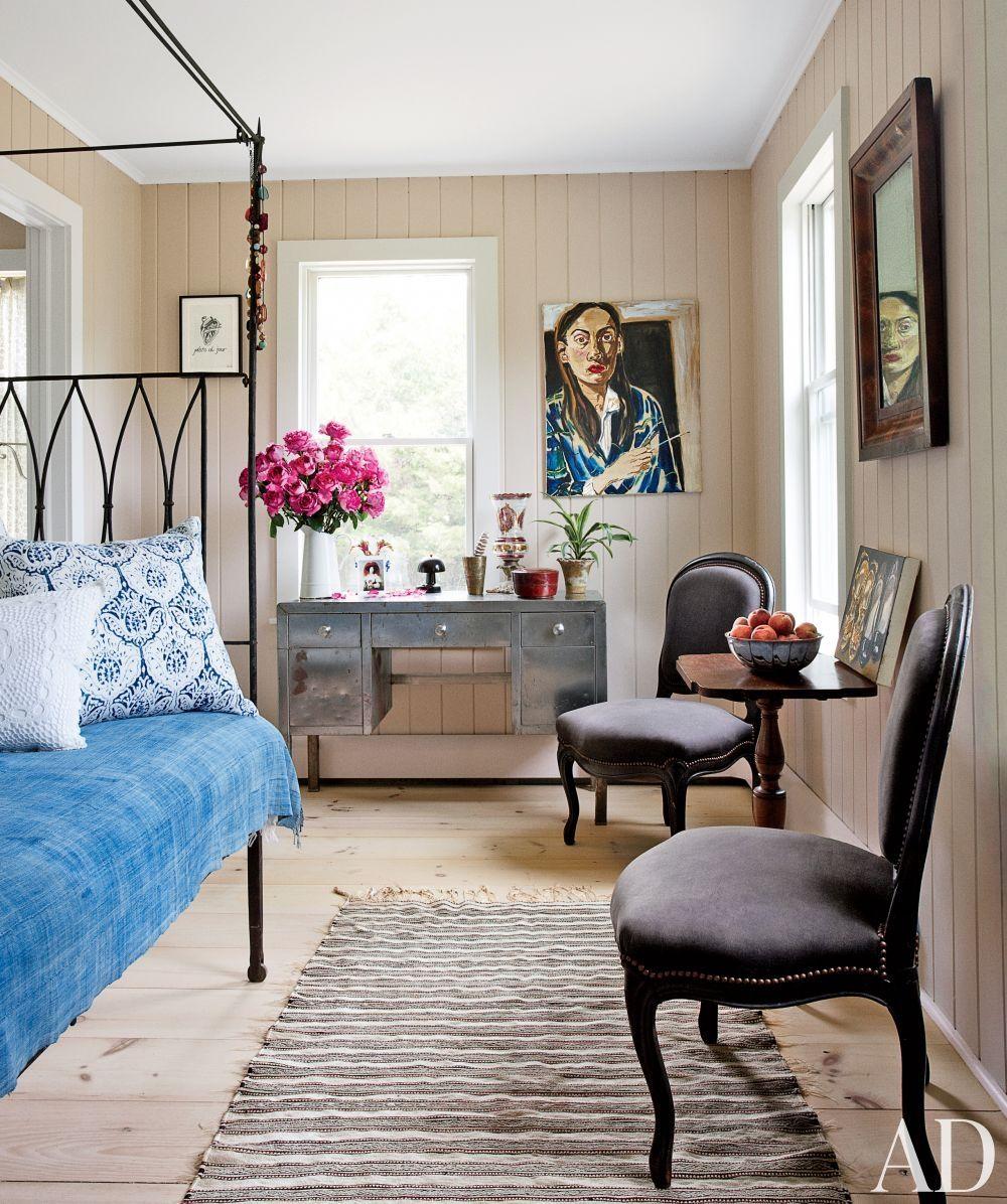 Hamptons home beach cottage hamptons style bedrooms - Hamptons beach house interior design ...