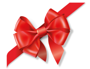 Christmas Bow Transparent Png Images For Christmas Gift Bows Christmas Bows Gift Ribbon