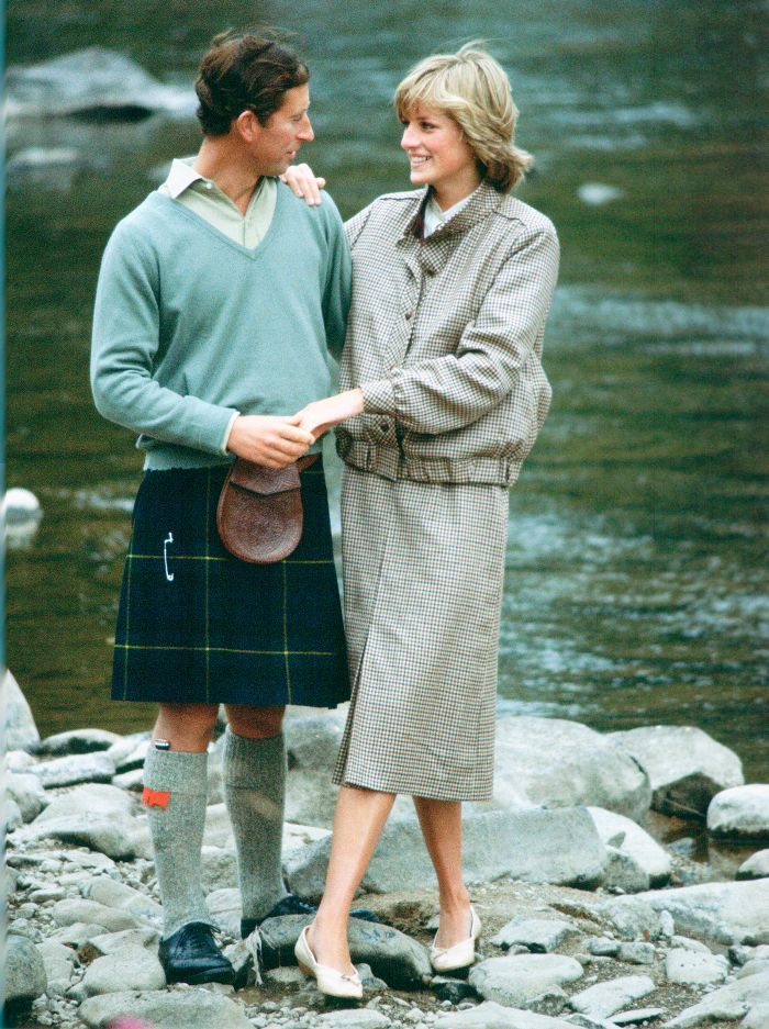 Princess Diana's Honeymoon Outfits Are Actually Very 2018