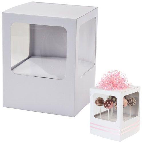 Wilton Pops Box Packaging / Cakepops