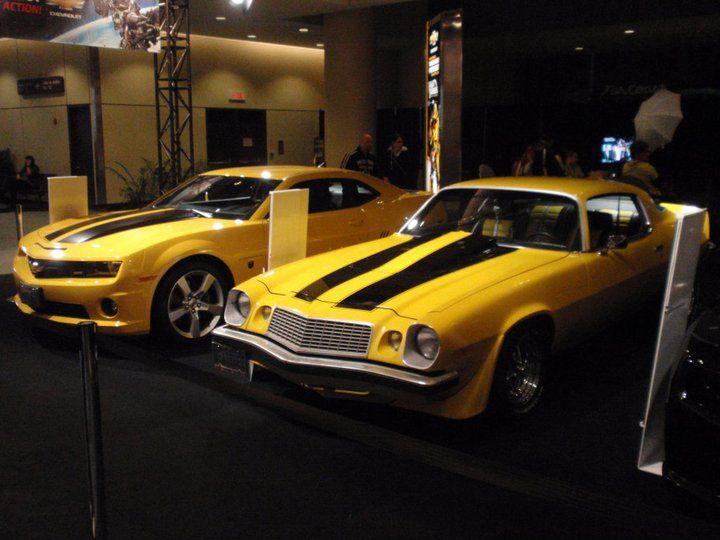Bumblebee Cars Pinterest Chevrolet And Cars - Arroway chevrolet car show