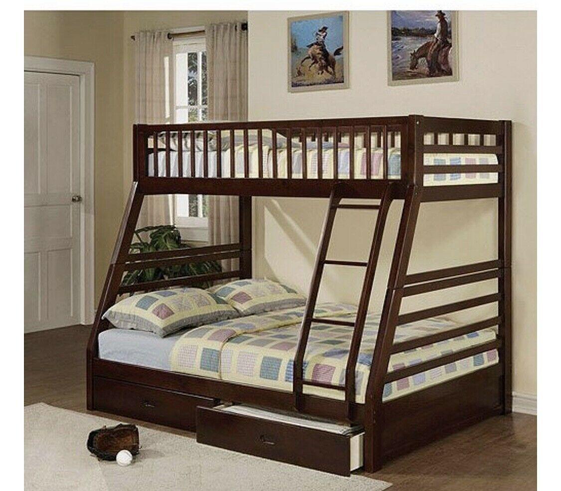 My eBay Active Wood bunk beds, Modern bunk beds, Bunk beds