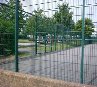 Ornamental Wire Fencing Materials | Category:Wire Mesh Fence ...