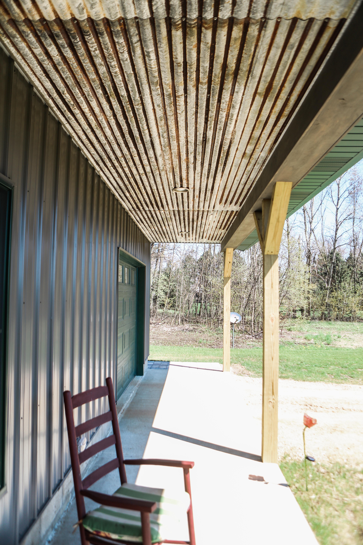 Barn Wood Siding Wood Siding Barn Wood Porch Ceiling
