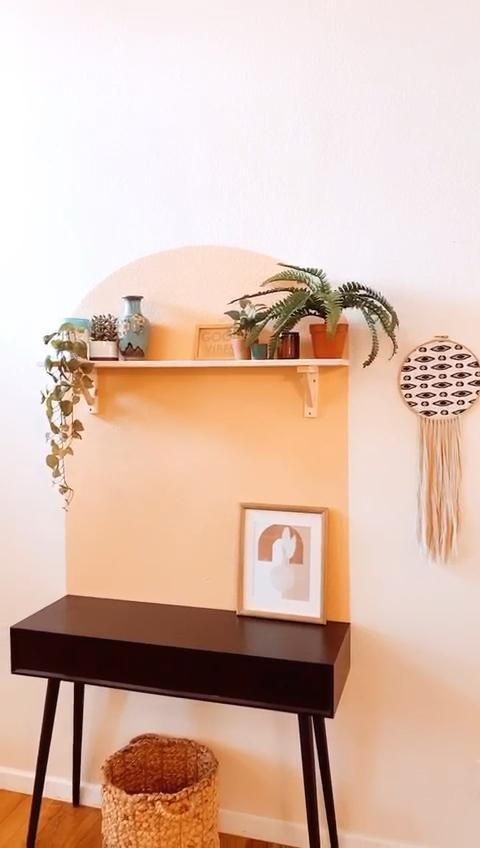 #diy #arch #walldecorationt  wall decor diy project of me and my favorite person ever @mark6776