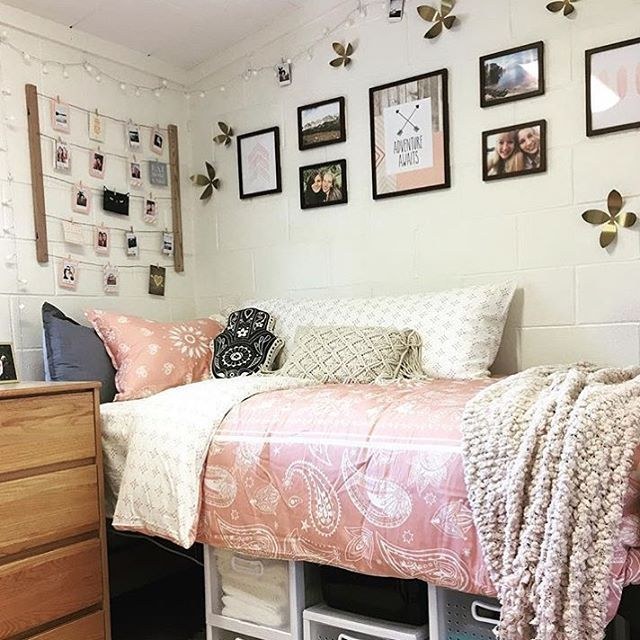 Pinterest // lorenaalamo_ ☼ ☾ home sweet home Dorm