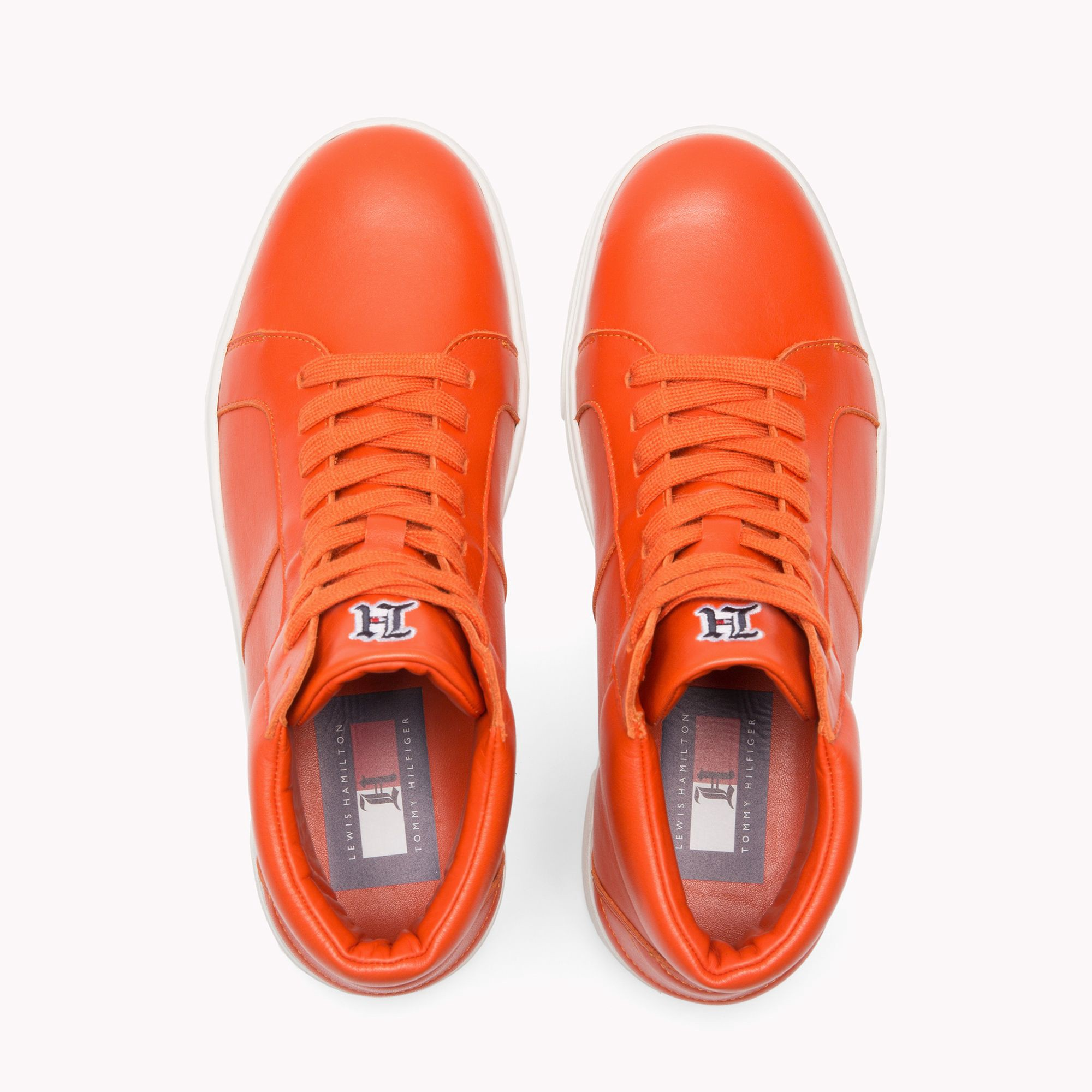 Tommy Hilfiger Sneaker by Lewis Hamilton rot | dress for