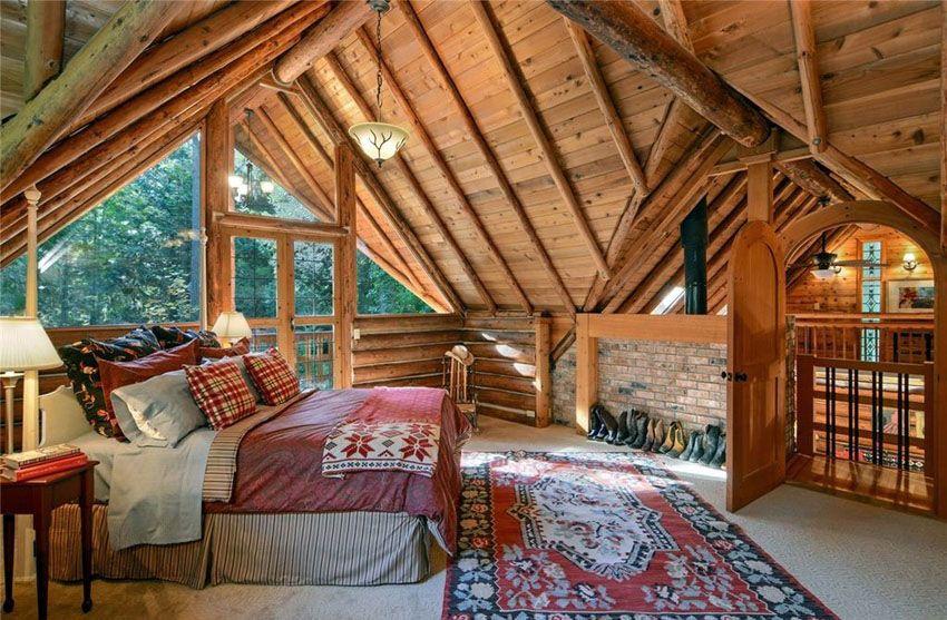 Stylish Loft Bedroom Ideas Design Pictures Cabin Loft Bedroom