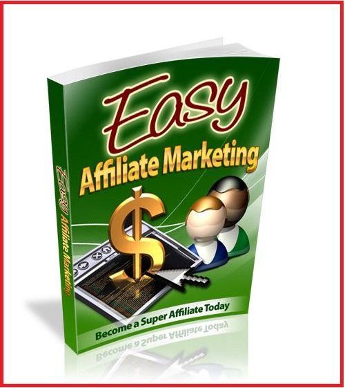 Easy Affiliate Marketing - $1.99 #onselz #cash #money #oman #USA #facebook #mlm #twitter #profit #oman #USA #bitcoins #virtacoins #myselzstore #bookcover #programming  #tech #bestbuy #buy