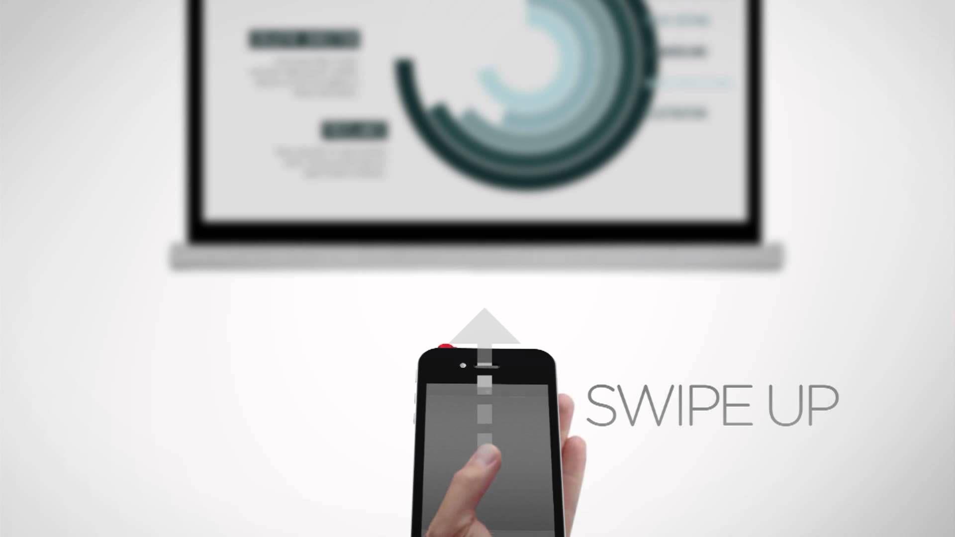"Video ""iPin"" Laser Presenter iPin is a mobilepowered"