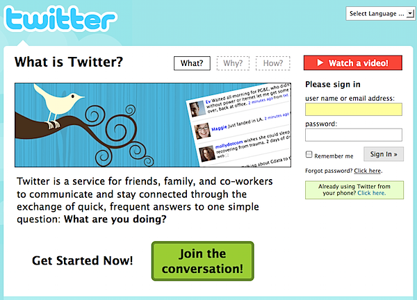 How to set up a Twitter account What is twitter, Medical