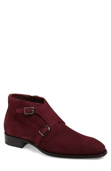 Mezlan  Grenoble  Double Monk Strap Boot (Men) available at  Nordstrom c641dd4baa