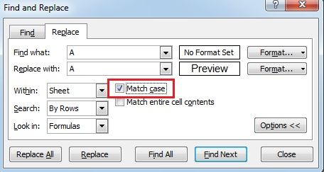 How to Use the Replace Feature to Change Your Cell Formats in Batch https://www.datanumen.com/blogs/use-replace-feature-change-cell-formats-batch/