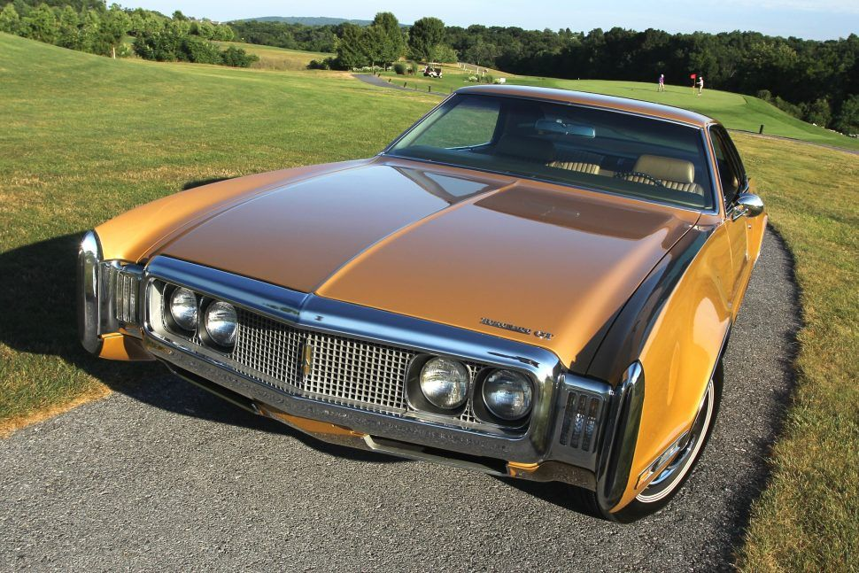 Hemmings Oldsmobile Toronado Classic Cars Muscle Pony Car