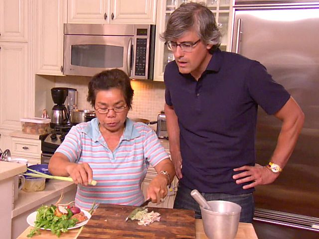 Image result for mo rocca cooking