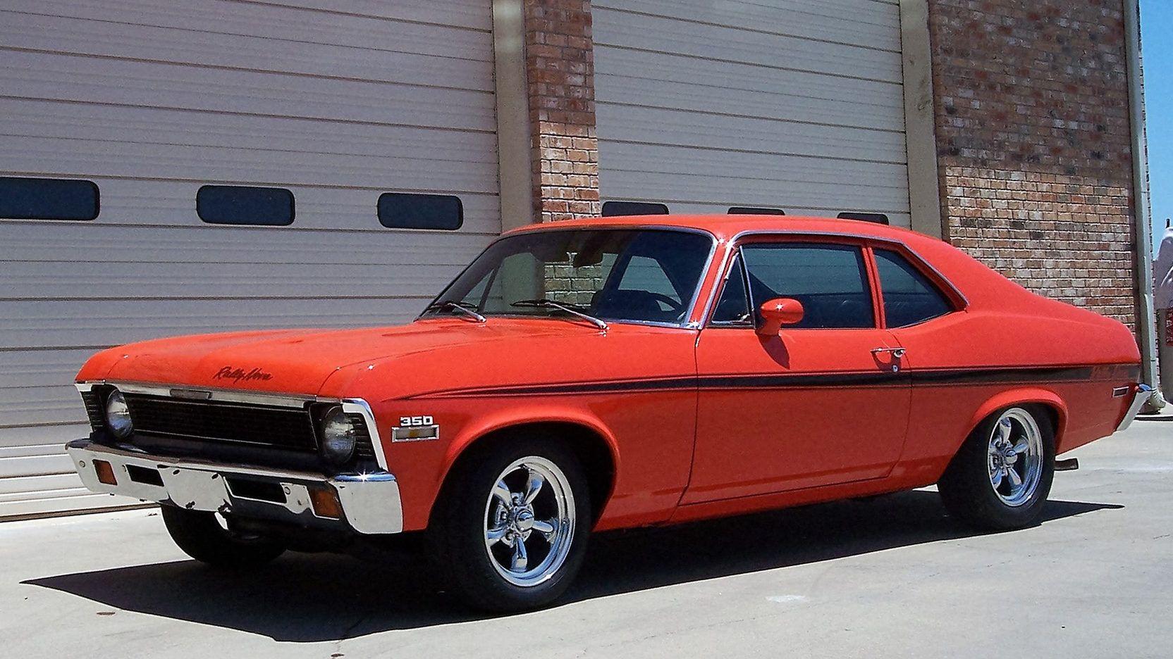 1972 Chevrolet Rally Nova