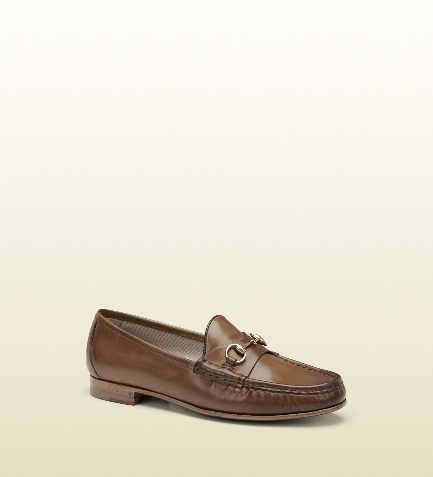 759d718fc7e 1953 horsebit loafer in leather. 1953 horsebit loafer in leather Gucci ...