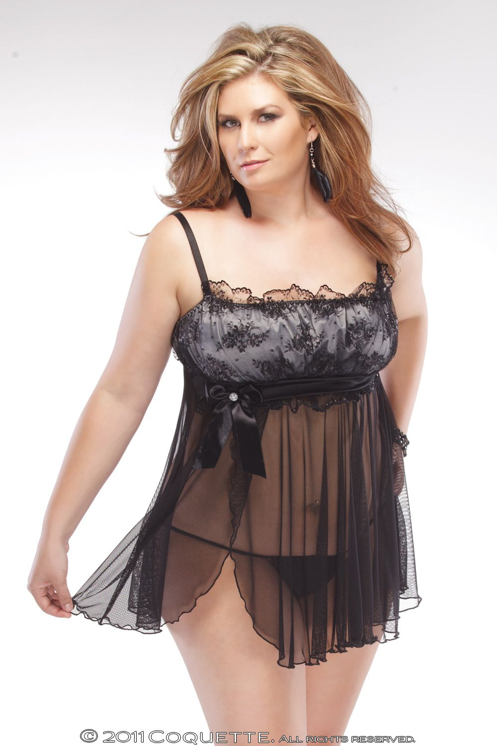a6ebd7670ab Very sexy plus size lingerie from  loveulicious