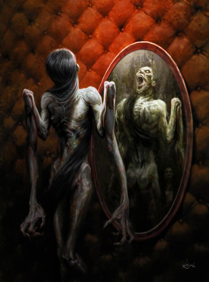 Mirror, mirror - Koveck (2013) by Koveck on DeviantArt
