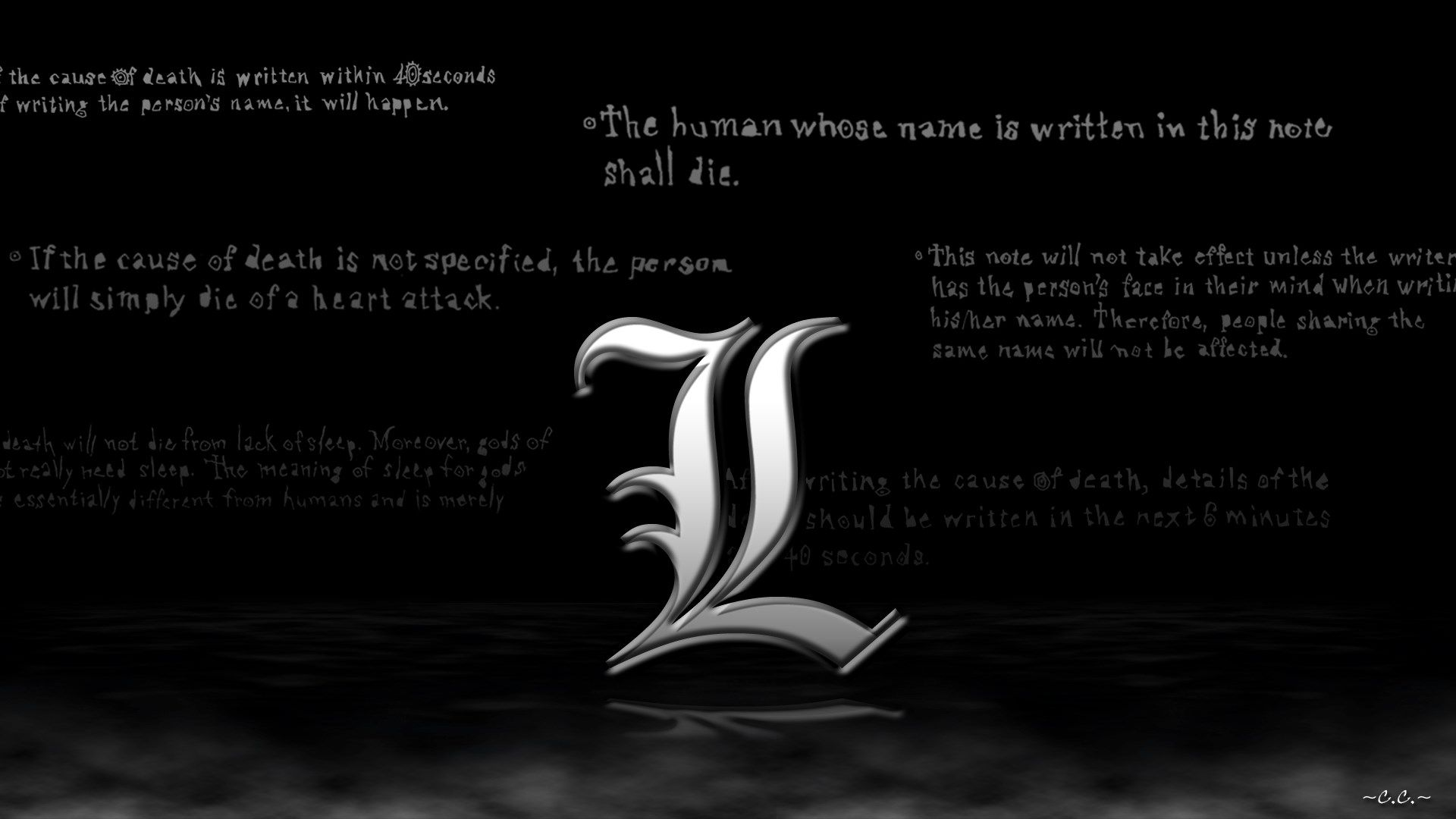 2017 03 07 death note background wallpaper free 1565746 death note full hd wallpaper and background thecheapjerseys Choice Image