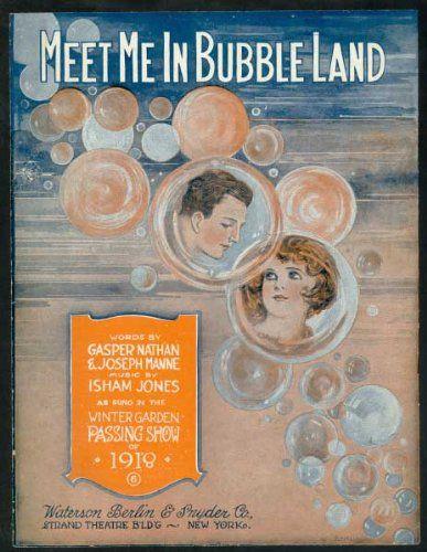 Meet Me In Bubble Land: Isham (Music) / Nathan, Gasper (Lyrics) Jones: Amazon.com: Books