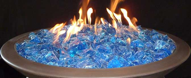 Fire + water: glass fire pit for Holy Week ritual. - Fire + Water: Glass Fire Pit For Holy Week Ritual. Roll Down