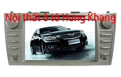 Đầu DVD TOYOTA CAMRY - Nội thất ô tô Hưng Khang