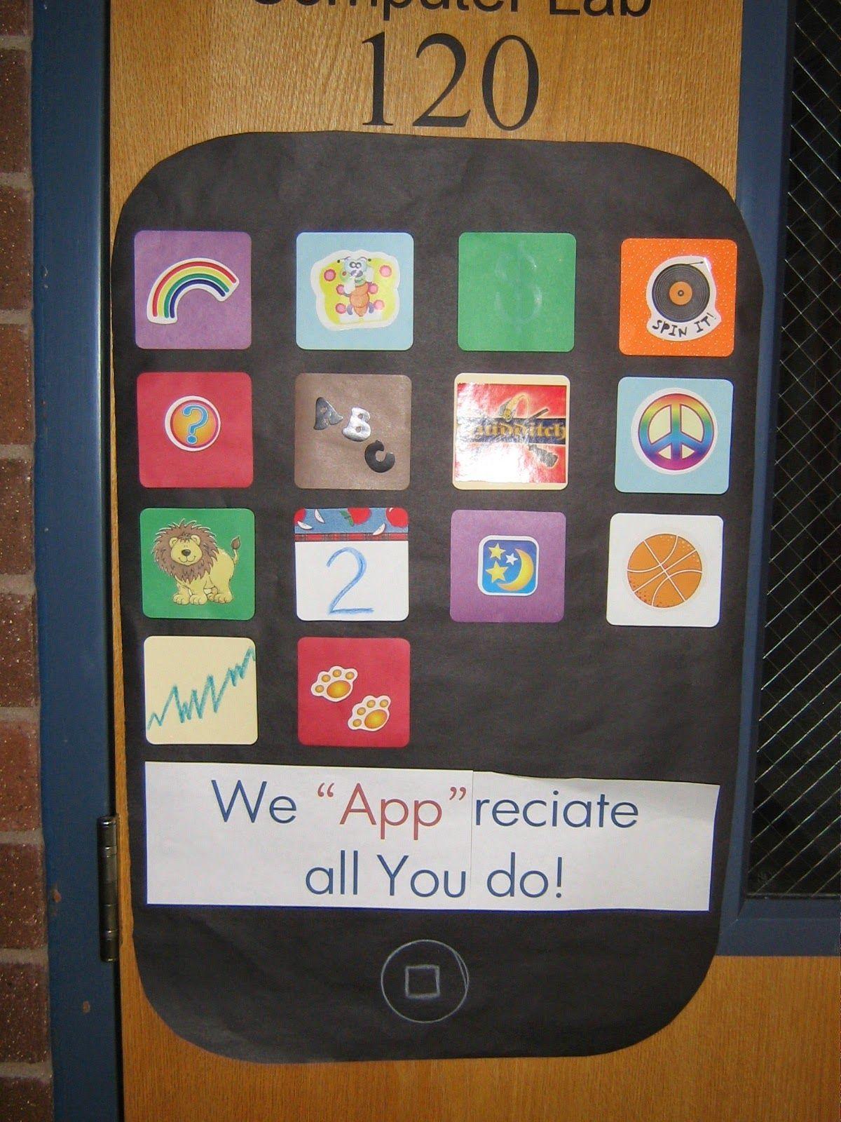 Pam Hyer Teacher Appreciation Week Teacher appreciation