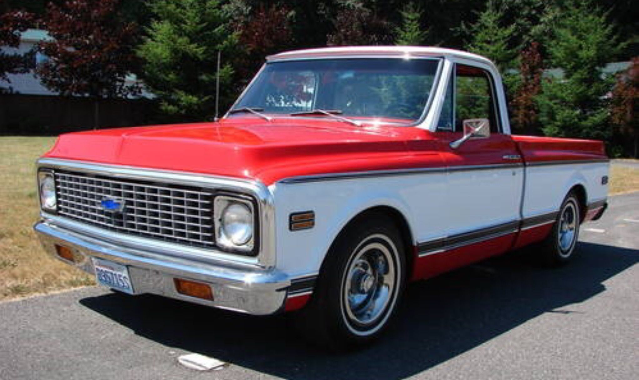 Pin by Tim on 1960 - 1972 Chevy trucks | Pinterest