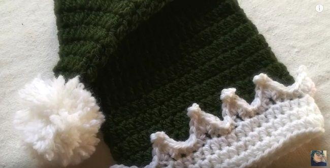 Cappellino da elfo a uncinetto – Schema (Cucito Creativo ...
