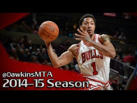 d0bf46c50d42 Derrick Rose Full Highlights 2014.11.10 vs Pistons - 24 Pts