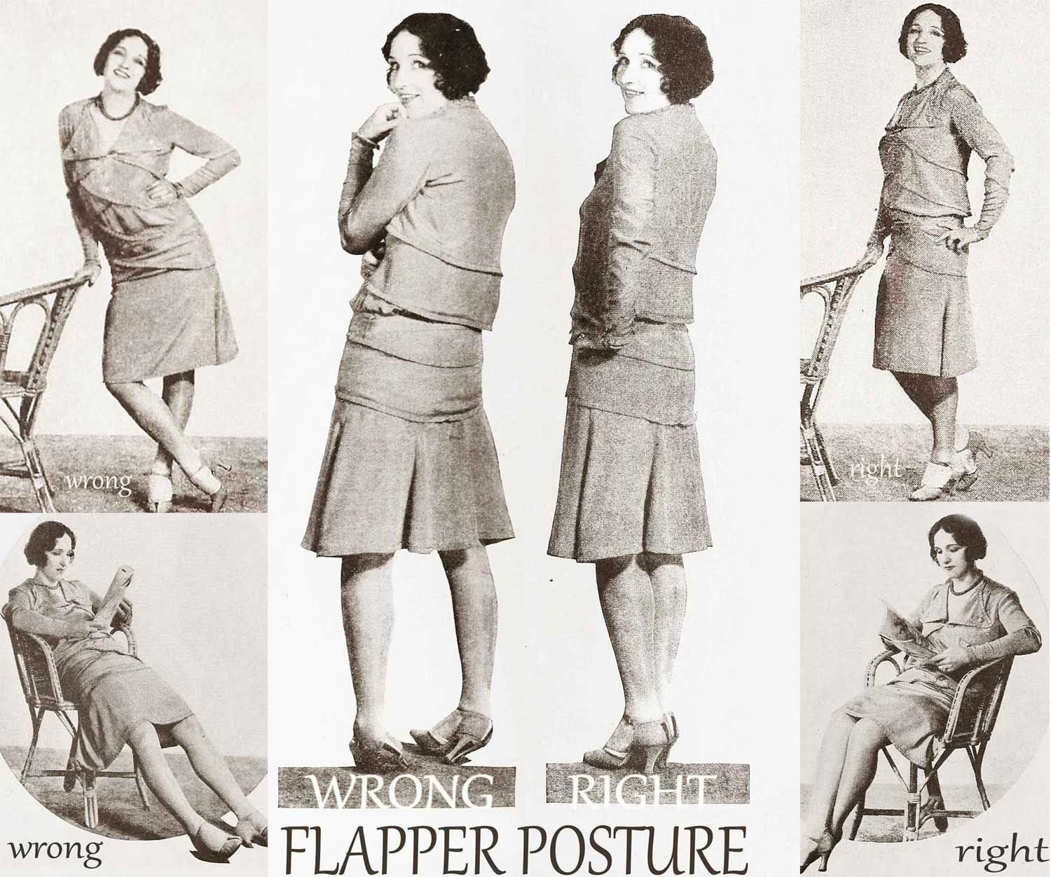 1920s-Fashion---Correct-Postures-for-a-Flapper---1928-main