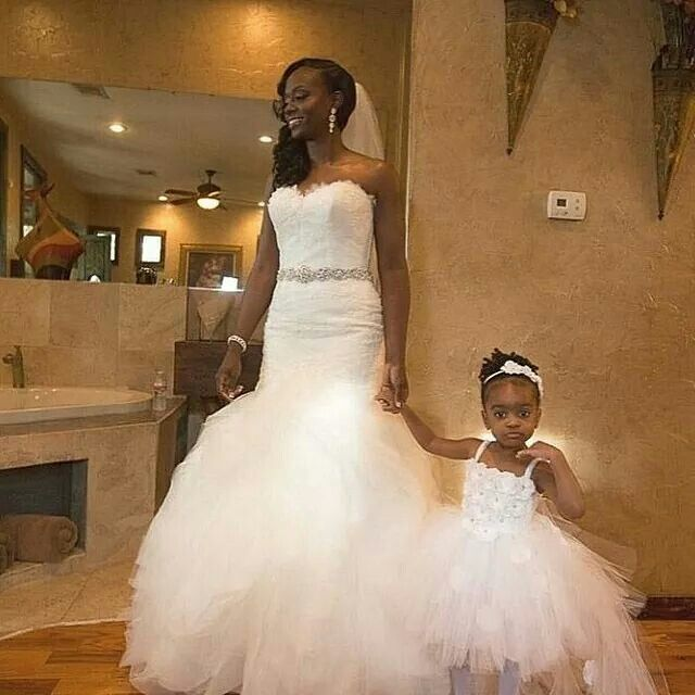 African American Wedding Dresses 2015