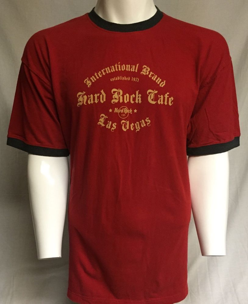vintage hard rock cafe t-shirt new york 80s made in usa 5050