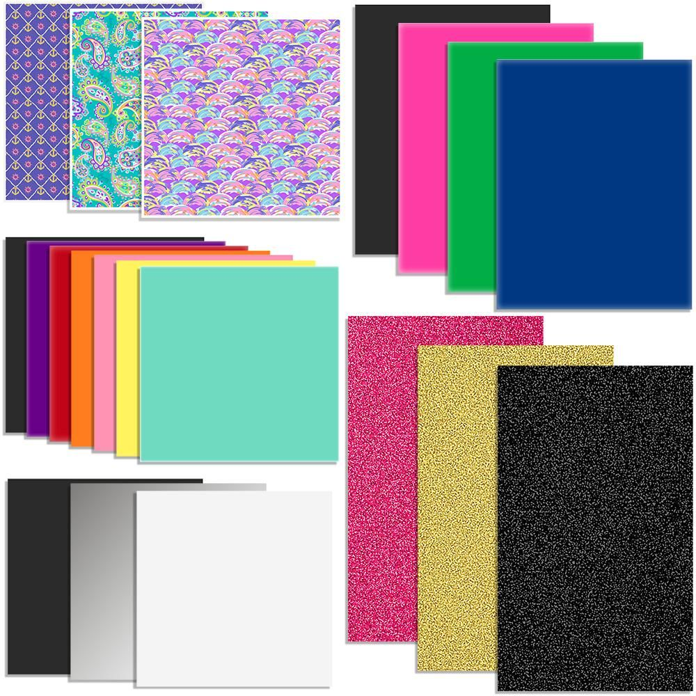 Where To Buy Vinyl For Your Cricut Machine Affiliate Cricut Vinyl Vinyl Crafts Patterned Vinyl