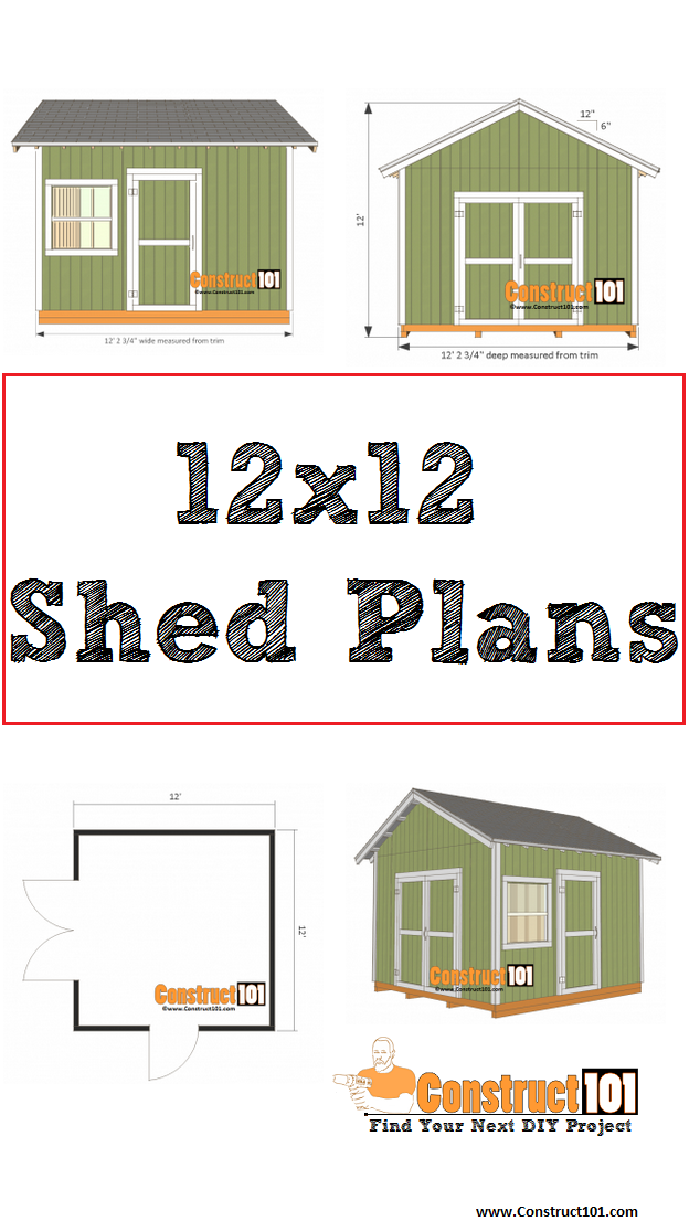 Free Shed Plans With Drawings Material List Free Pdf Download Shed Plans Shed Floor Plans Small Shed Plans