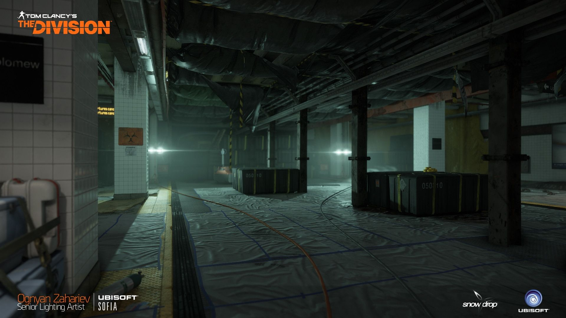 The Division lighting art dump — polycount