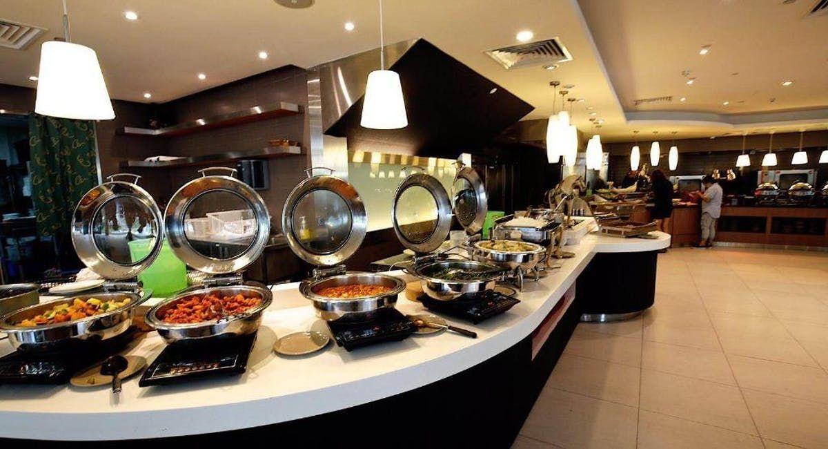 Kublai Khan Mongolian BBQ Restaurant 6 Eu Tong Sen Street #02-01 Clarke  Quay Central, Singapore, 059817