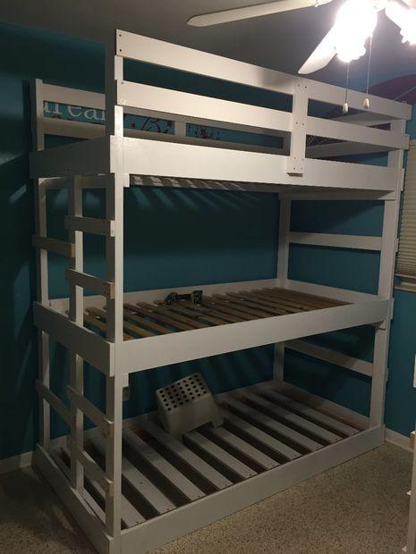 Triple Bunk Beds Innsbrook Bunk Beds Triple Bunk Beds Bed