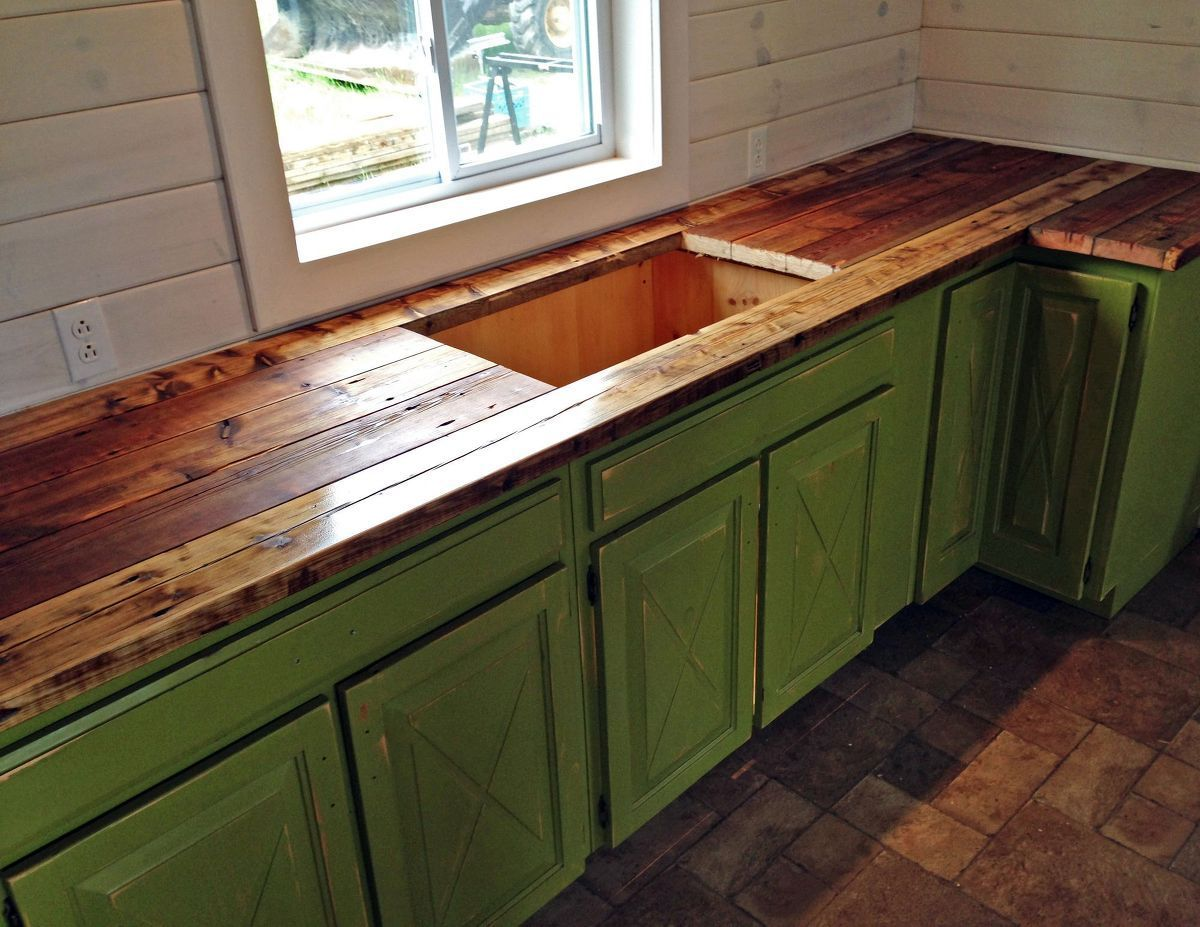 This Was A Fun Project Mixed And Mismatched Cabinets Circa 1980 Insta Diy Kitchen Cabinets Makeover Kitchen Cabinets And Countertops Kitchen Sink Remodel