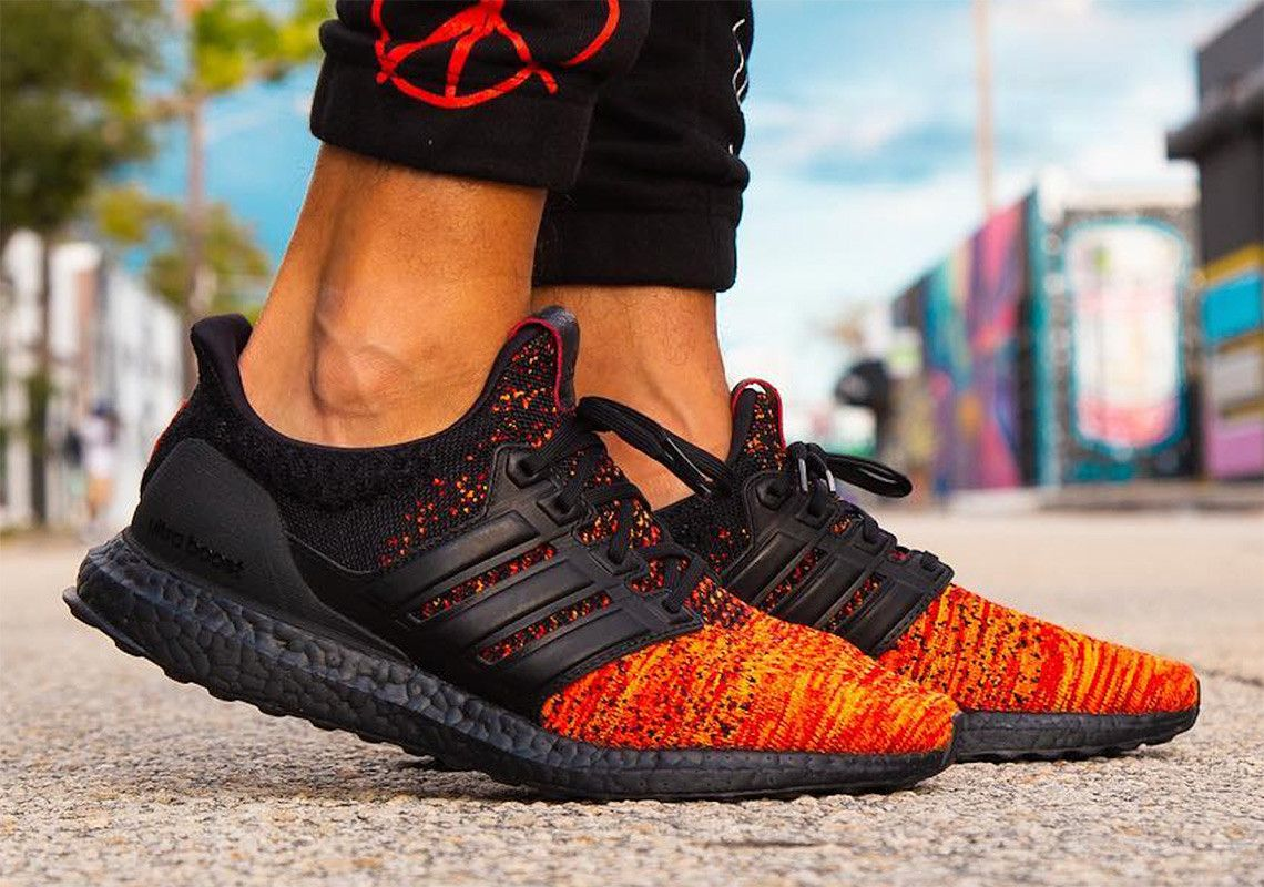 e1a508bf3 Game Of Thrones adidas Ultra BOOST House Targaryen Dragons Release Info