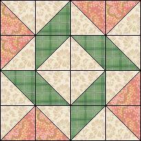 Balkan Puzzle #starquiltblocks