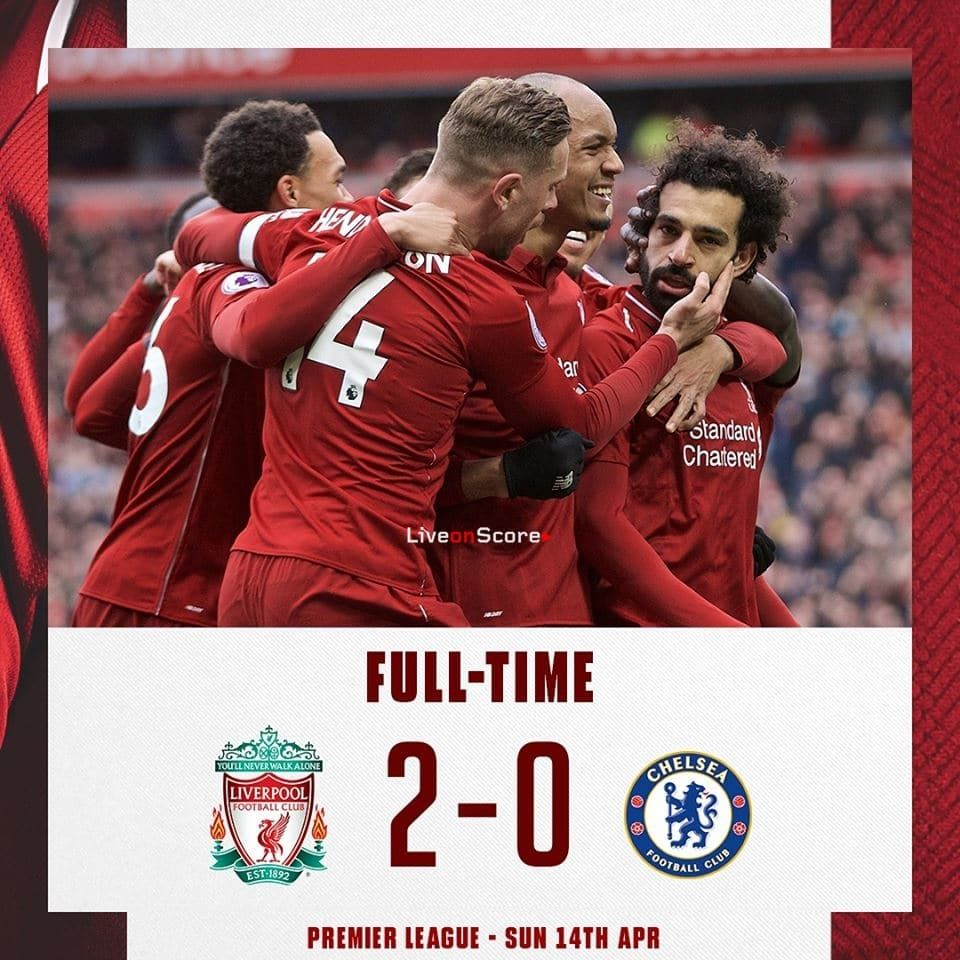 Liverpool 2 0 Chelsea Full Highlight Video Premier League 2019 Allsportsnews Football Hi Liverpool Premier League Premier League Liverpool Football Club