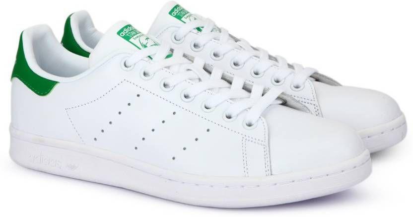 aves de corral Deshabilitar fuga  Adidas Originals STAN SMITH Sneakers For Men | Adidas shoes mens sneakers,  Buy mens shoes, Adidas white sneakers