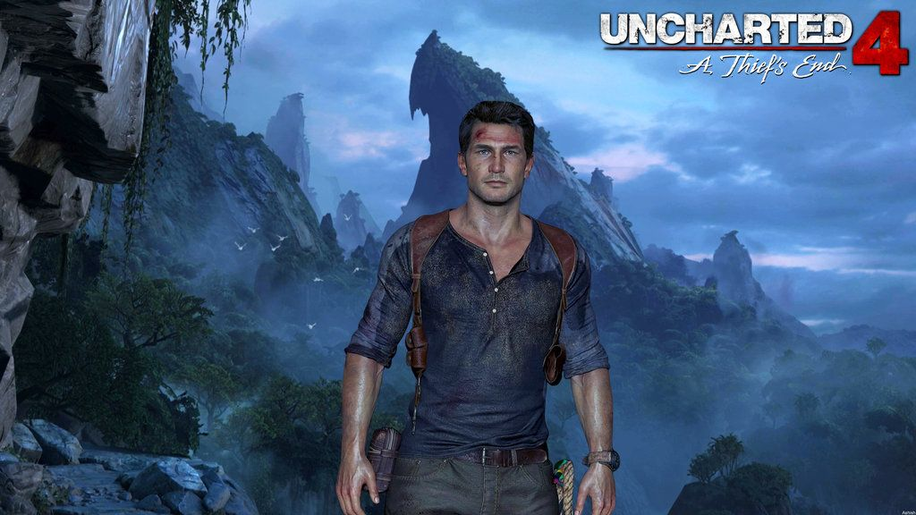 Elena Fisher Uncharted A Thiefs End Wallpapers HD 1024x576 4