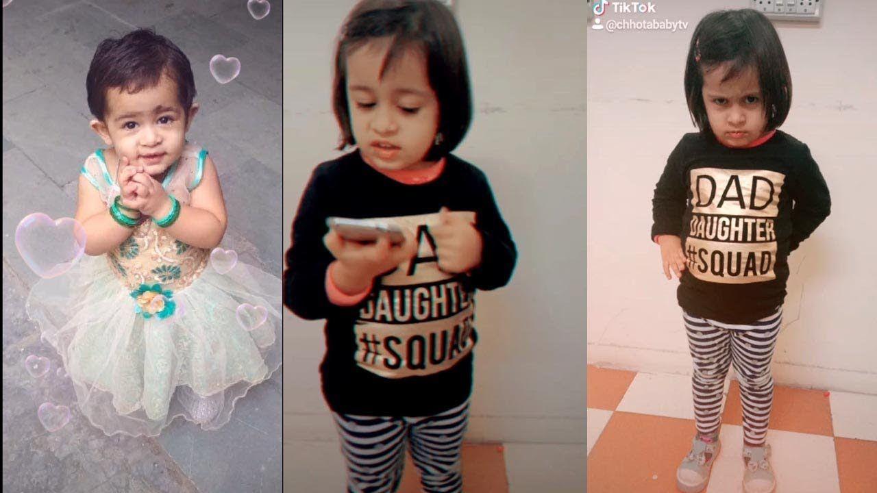 Cute Funny Baby Kids Tiktok Video Tik Tok Hindi Funny Video Cute Funny Babies Funny Babies Funny Videos For Kids