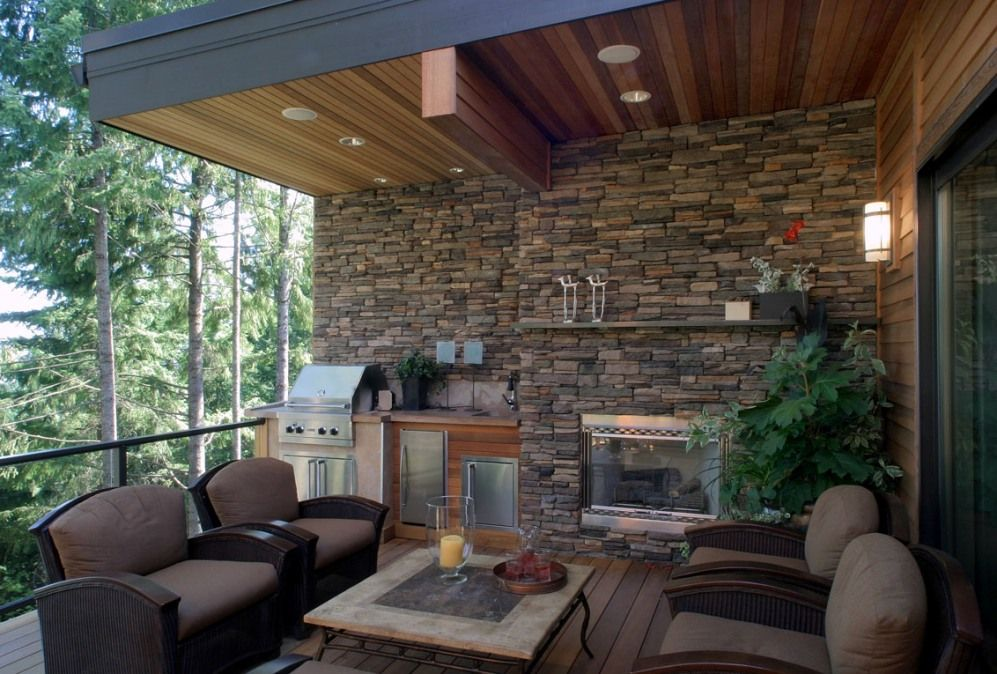 Beautiful Outdoor Living Rooms It Would Almost Feel Like Being On A Permanent Holiday